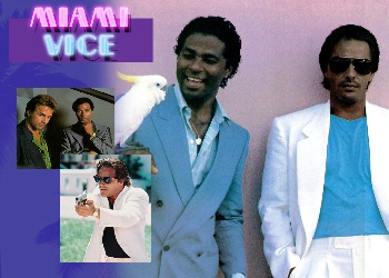 Miami Vice Suit