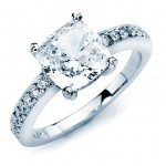 Engagement rings for cheap